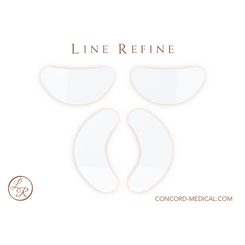 Line Refine / Eye bags and Smile lines Pad