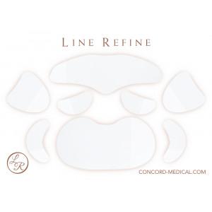 Line Refine / Face lift Whole Facial set