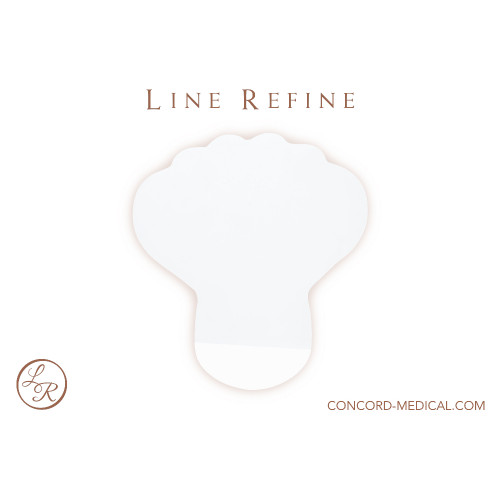 LINE REFINE / Hands (2 Pads)